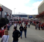SEC fans flock to the Georgia Dome like the Salmon of Capistrano (or a lot of them just live here)